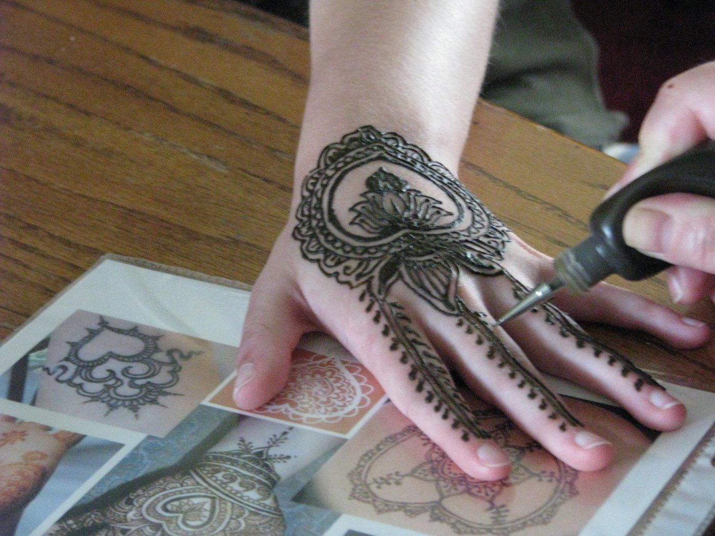 Henna Body Art By Juniper Rose Moon At Coroflot Com