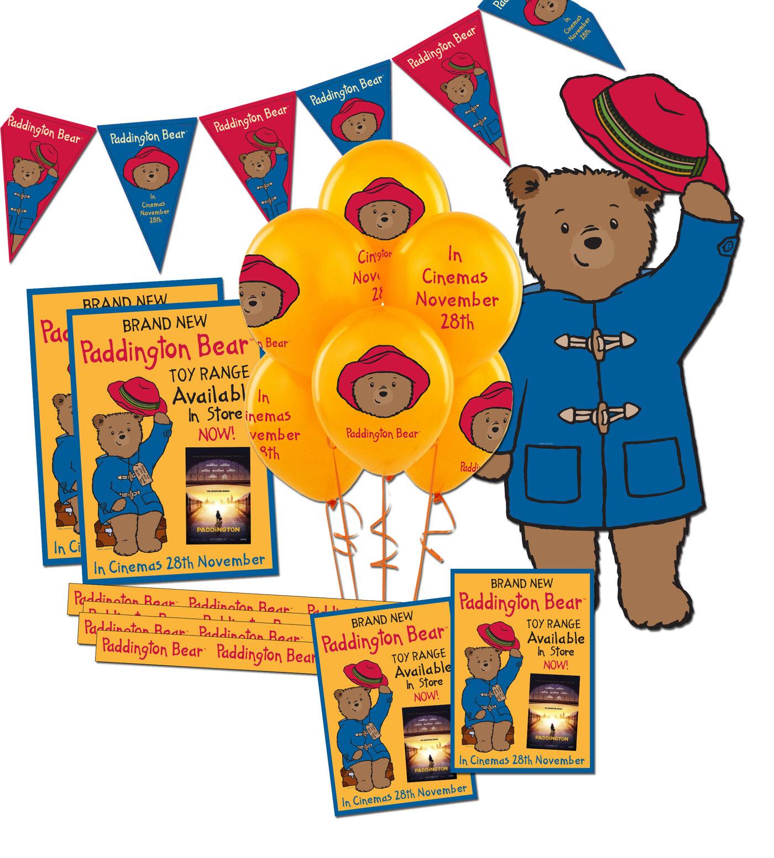Kitchen Designer Jobs Swindon: Paddington Bear POS Kit By Charlotte Hamilton At Coroflot.com