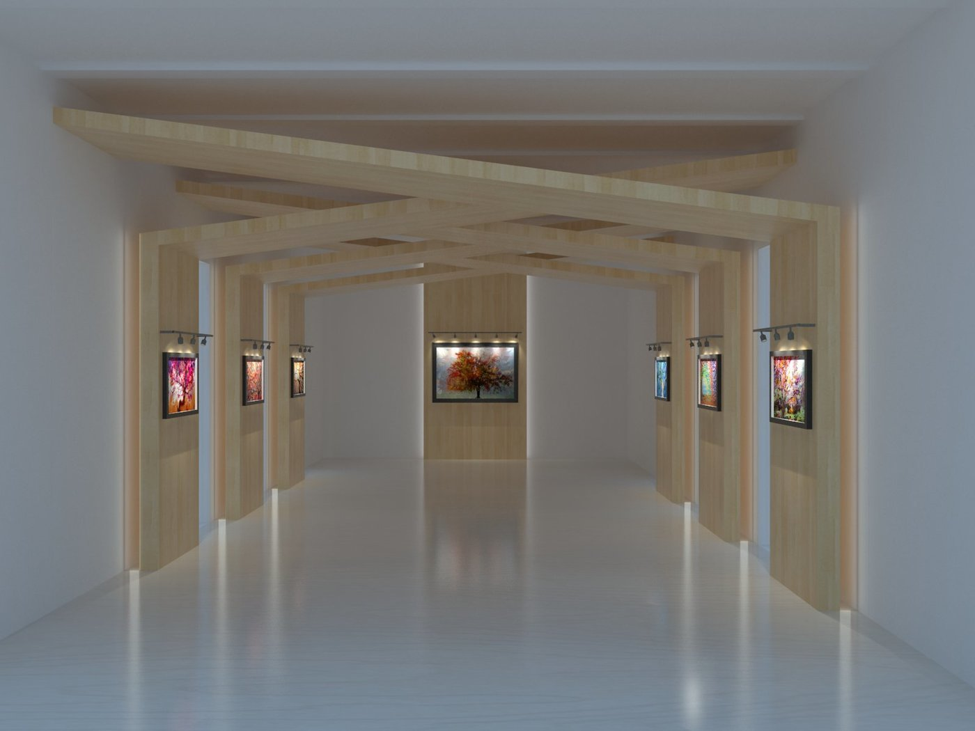 Art Gallery Design Concept By Floramie Cata At Coroflot Com,Chase Credit Card Designs