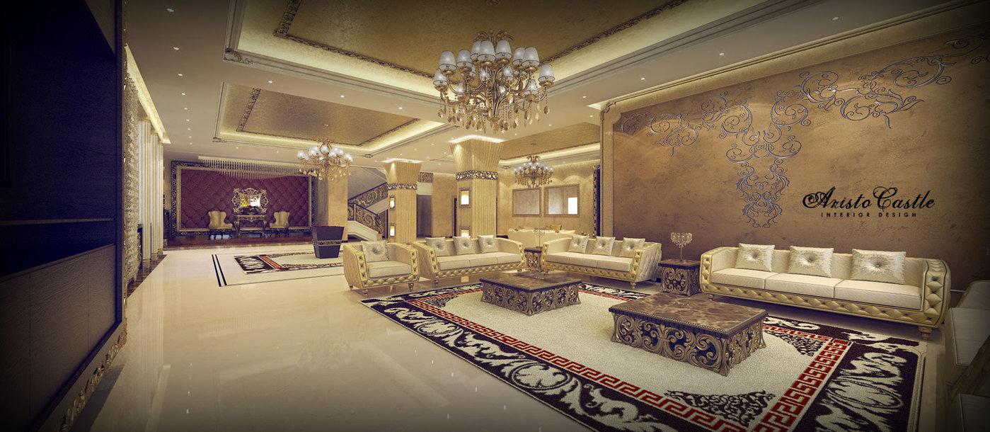 castle interior design. classic majlis designs by aristo castle interior design llc at coroflot.com s
