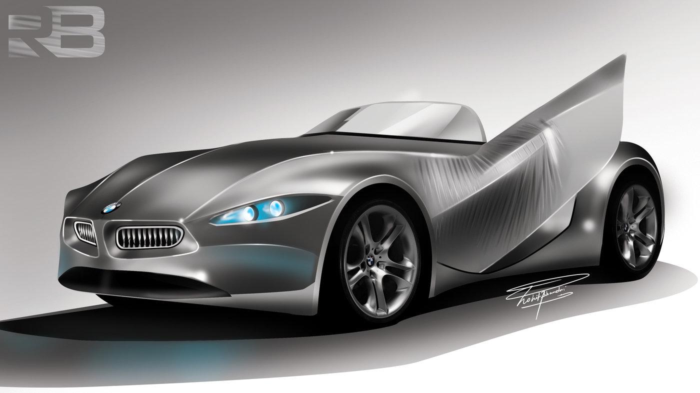 BMW Brand Study by Rohit Bhandari at Coroflot com