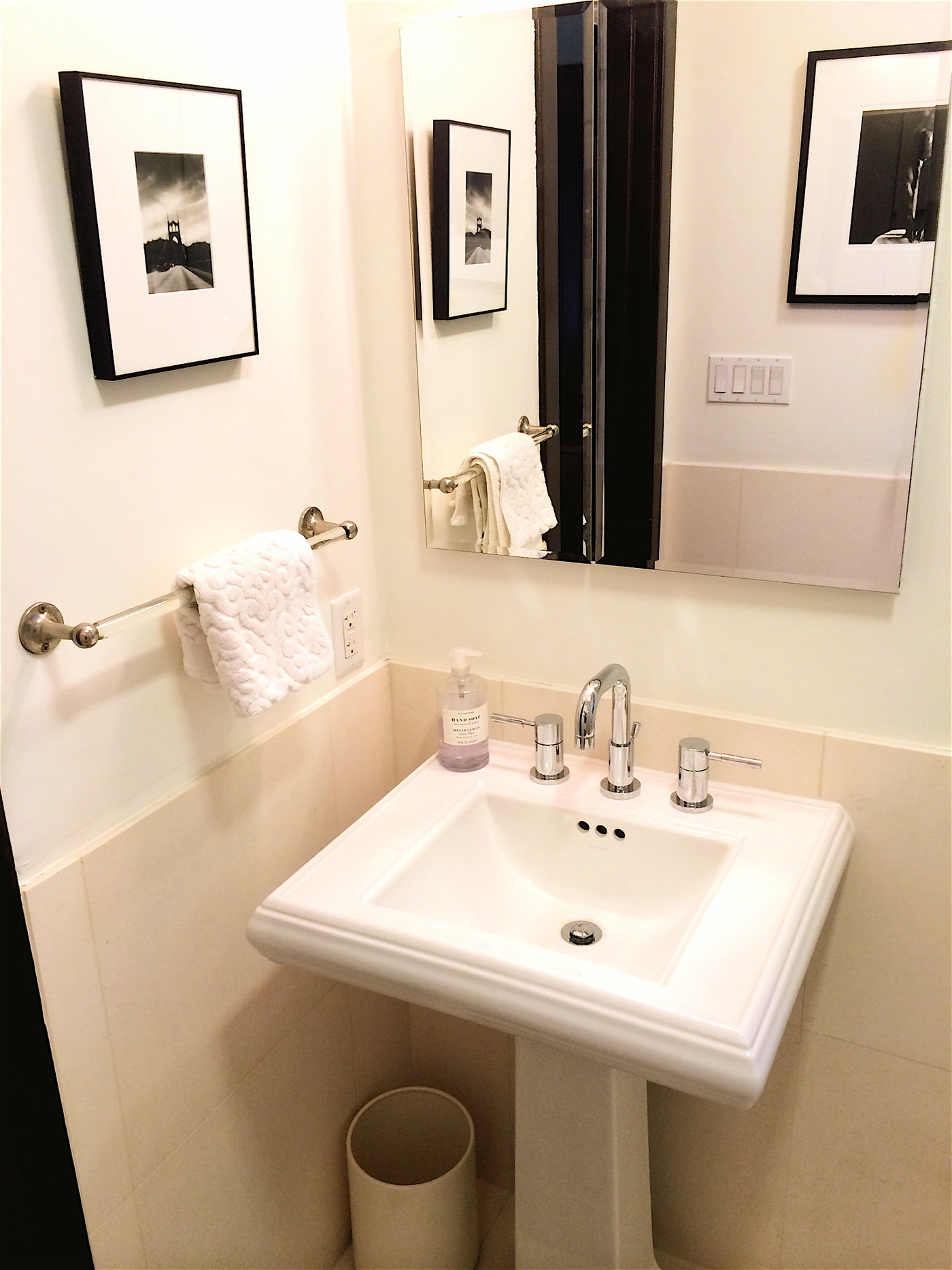 Guest Bathroom Remodel By Barbara Lee At Coroflot Com