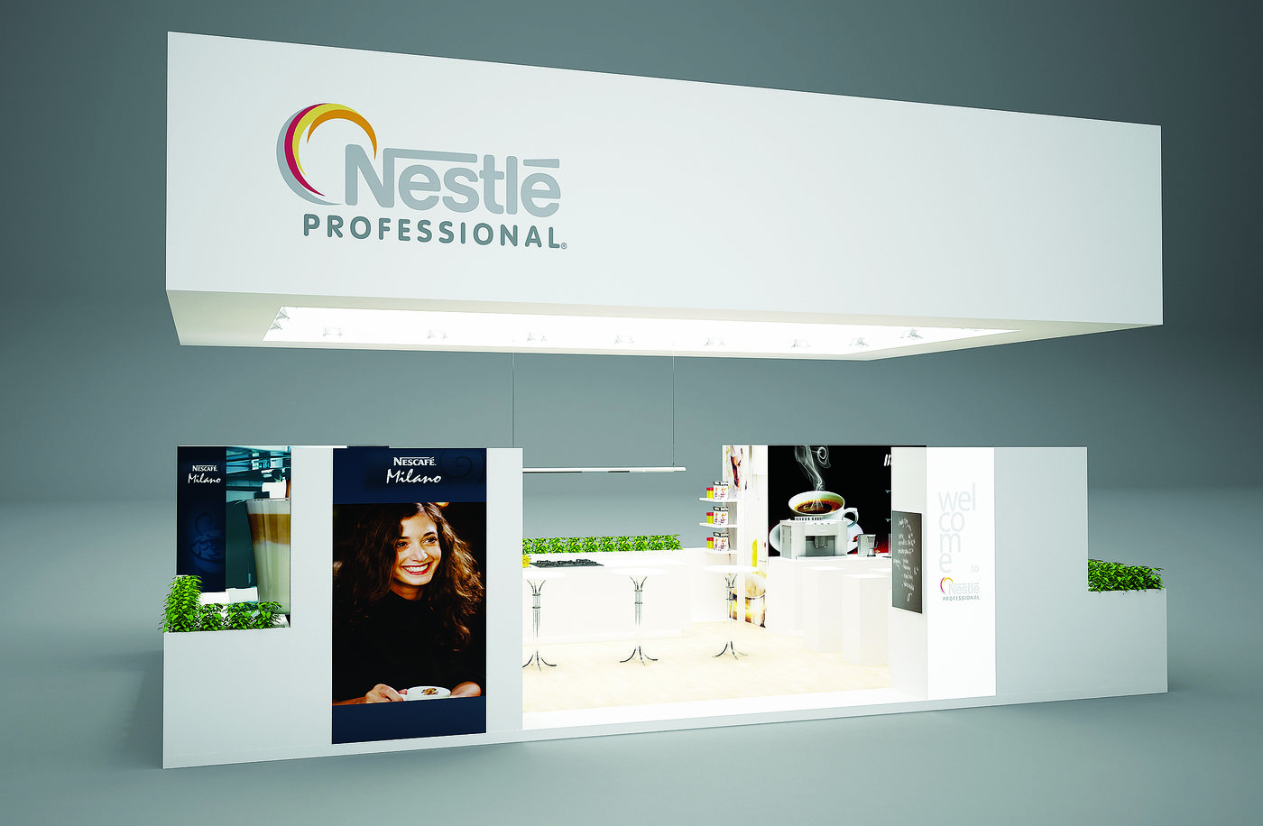 Gm Exhibition Stand Design : Th international exhibition of household appliances stand design