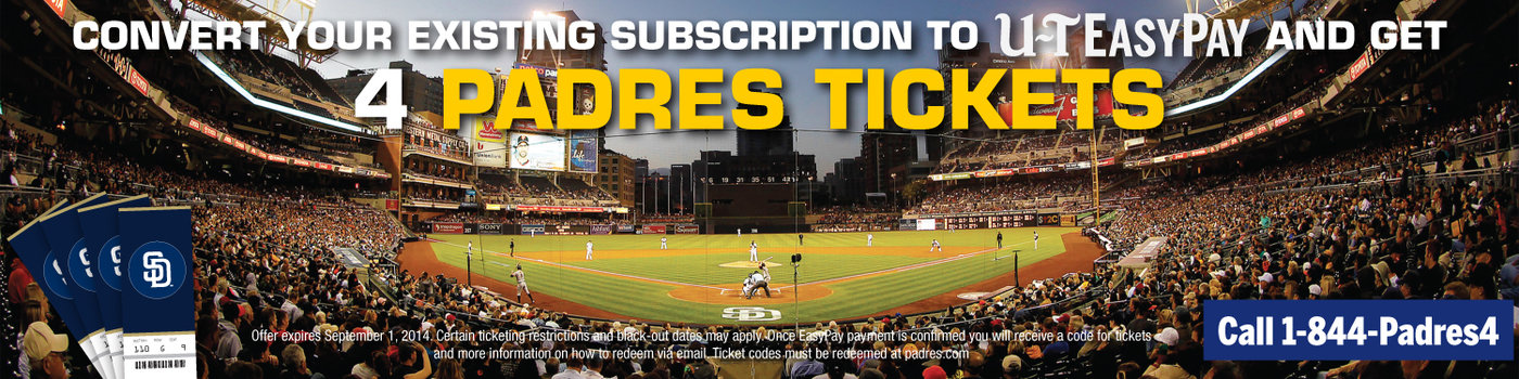 San Diego Padres Tickets Eblast And Banner Ads By Ben Guico At Coroflot Com