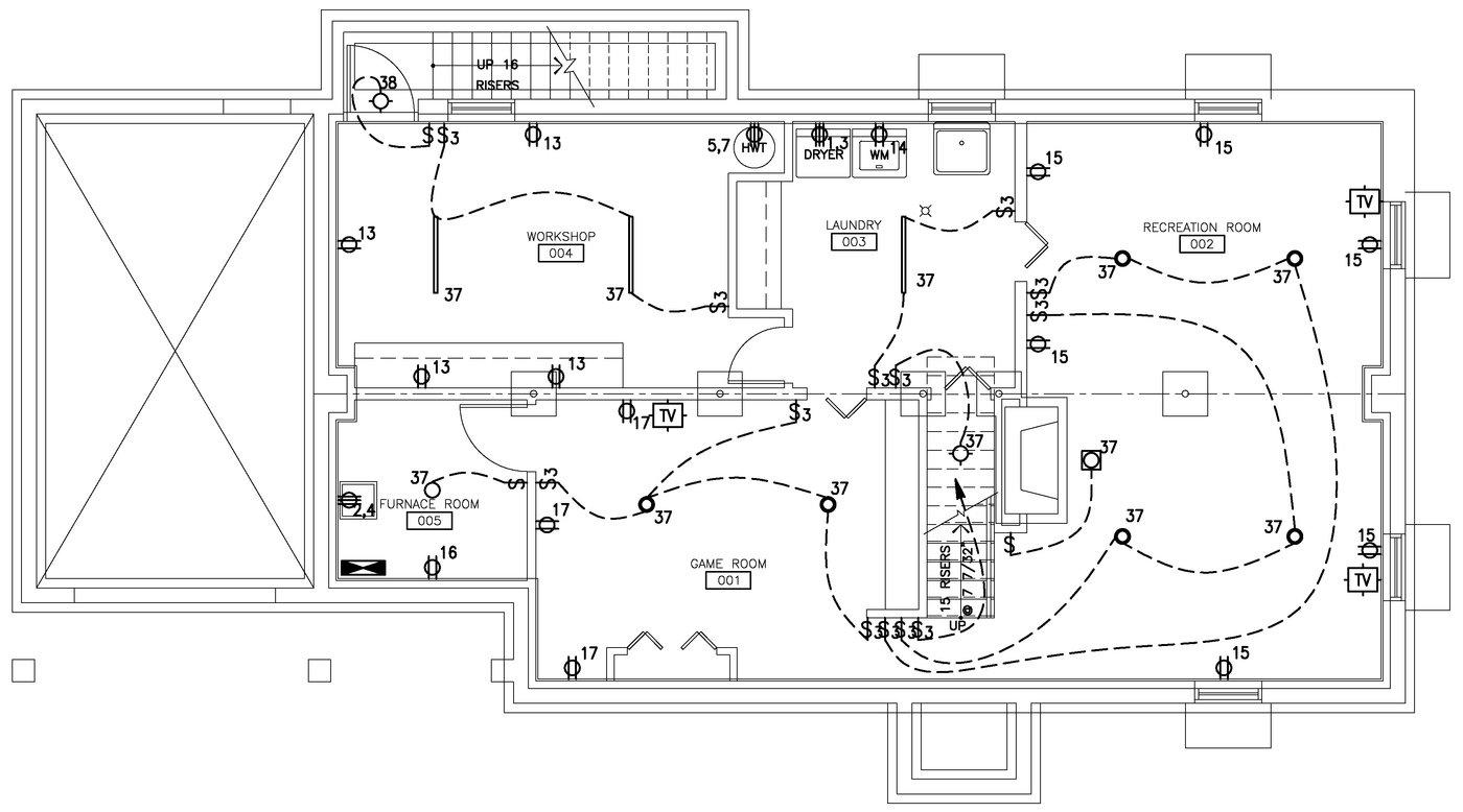 Electrical Plans By Raymond Alberga At Coroflot Com