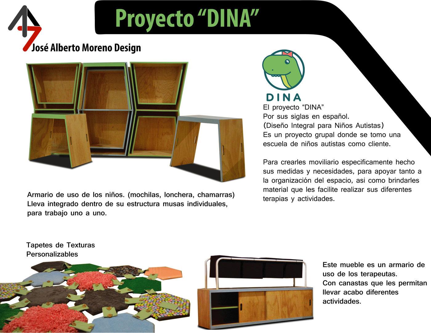 Proyecto Dina By Alberto Moreno At Coroflot Com