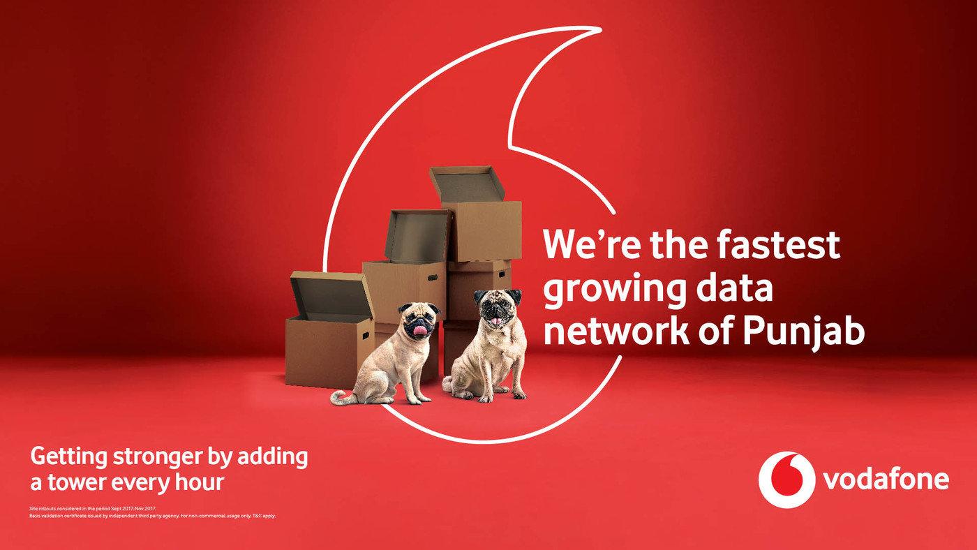 Vodafone screensaver by Mohd Zakir at Coroflot com