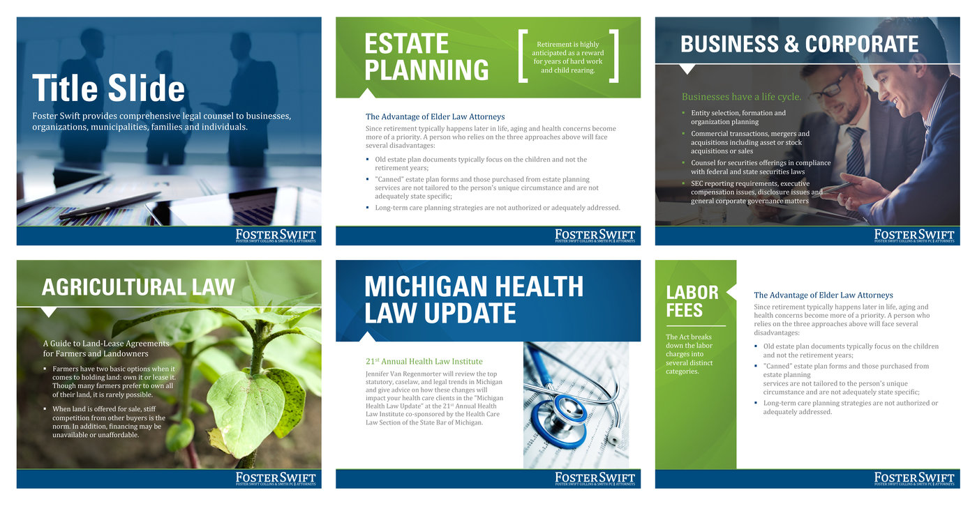 Power Point Template For Law Firm By Jillian Mockridge At