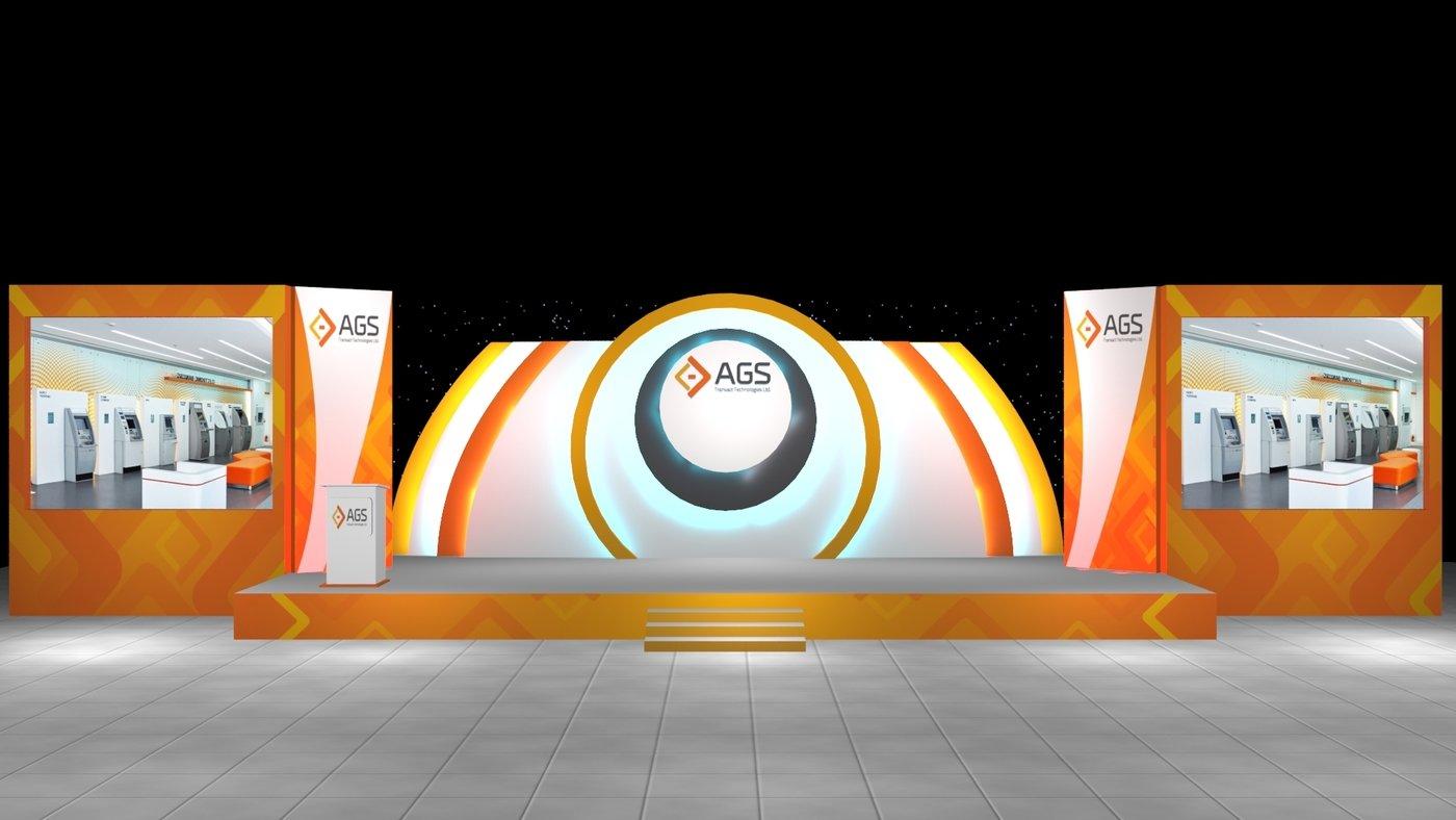 D Exhibition Stall Designer Job : D stage set designs by javed khan at coroflot