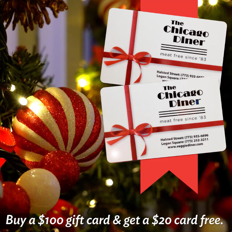 Chicago Diner Facebook Christmas Ad Campaign: 39% increase in sales ...
