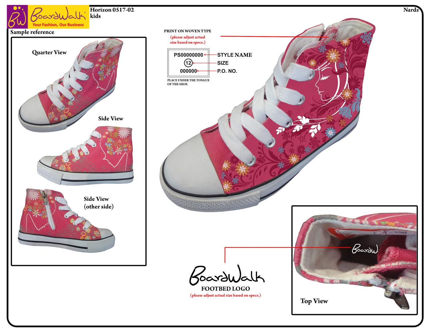 BW Footwear by Reynard John David