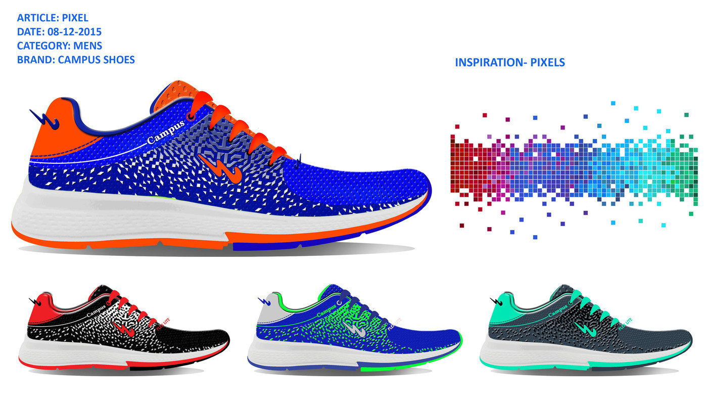 campus sports shoes new model cheap online