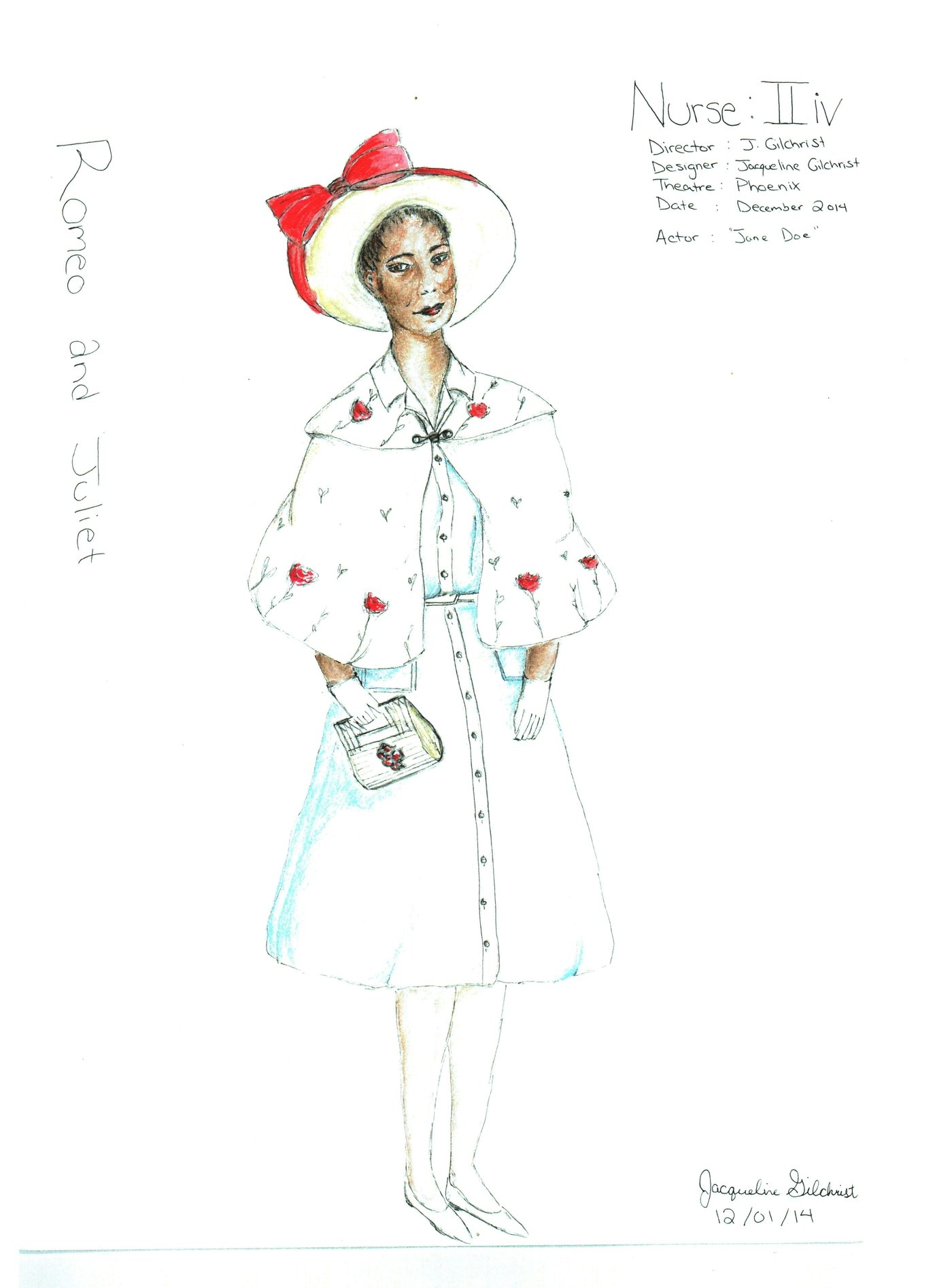Romeo And Juliet Costume Designs By Jacqueline Gilchrist At Coroflot Com