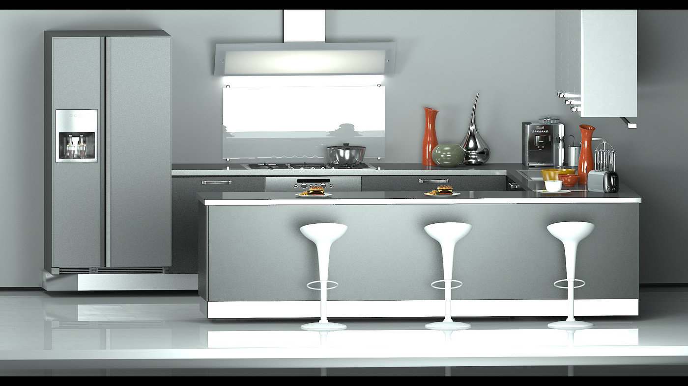 Kitchenco Logo Animation 3d Kitchen Design By Saqib Hussain At