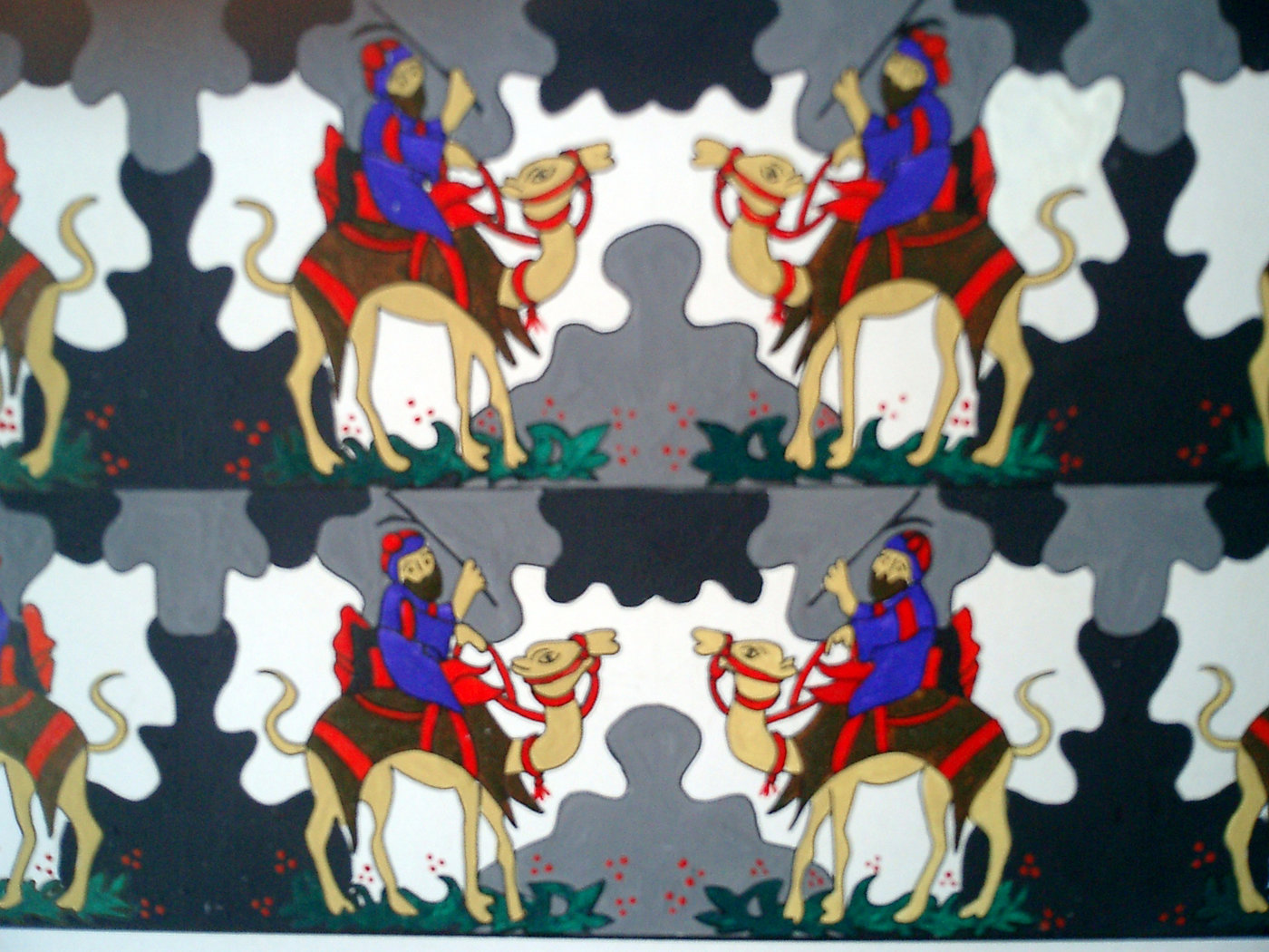 Horse zeena and her HRFidy
