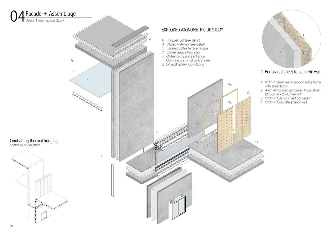 Year 3/ Integrated Design in Architecture/ Project 3 Report
