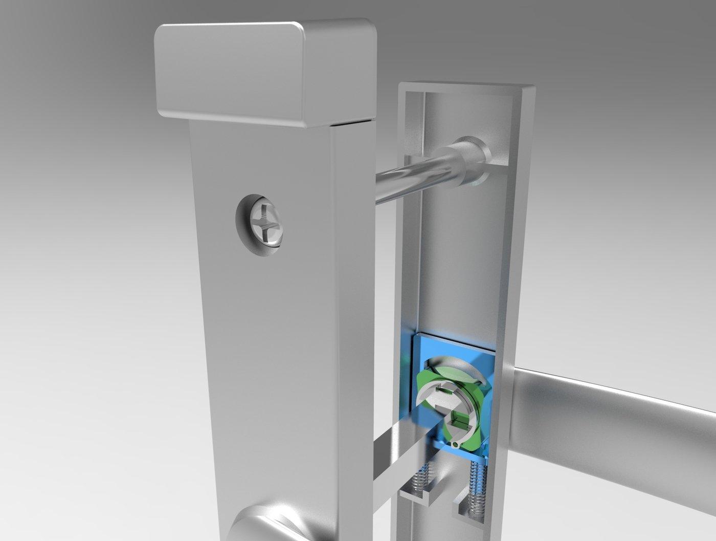 Trend Windows And Doors Bi Fold Door Handle By James