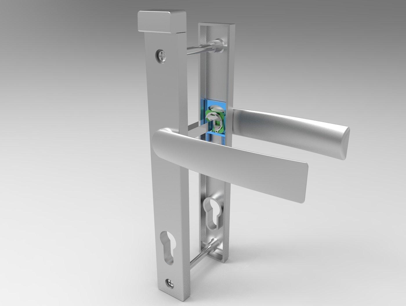 Trend Windows and Doors - Bi-fold Door Handle by James Litster at ...