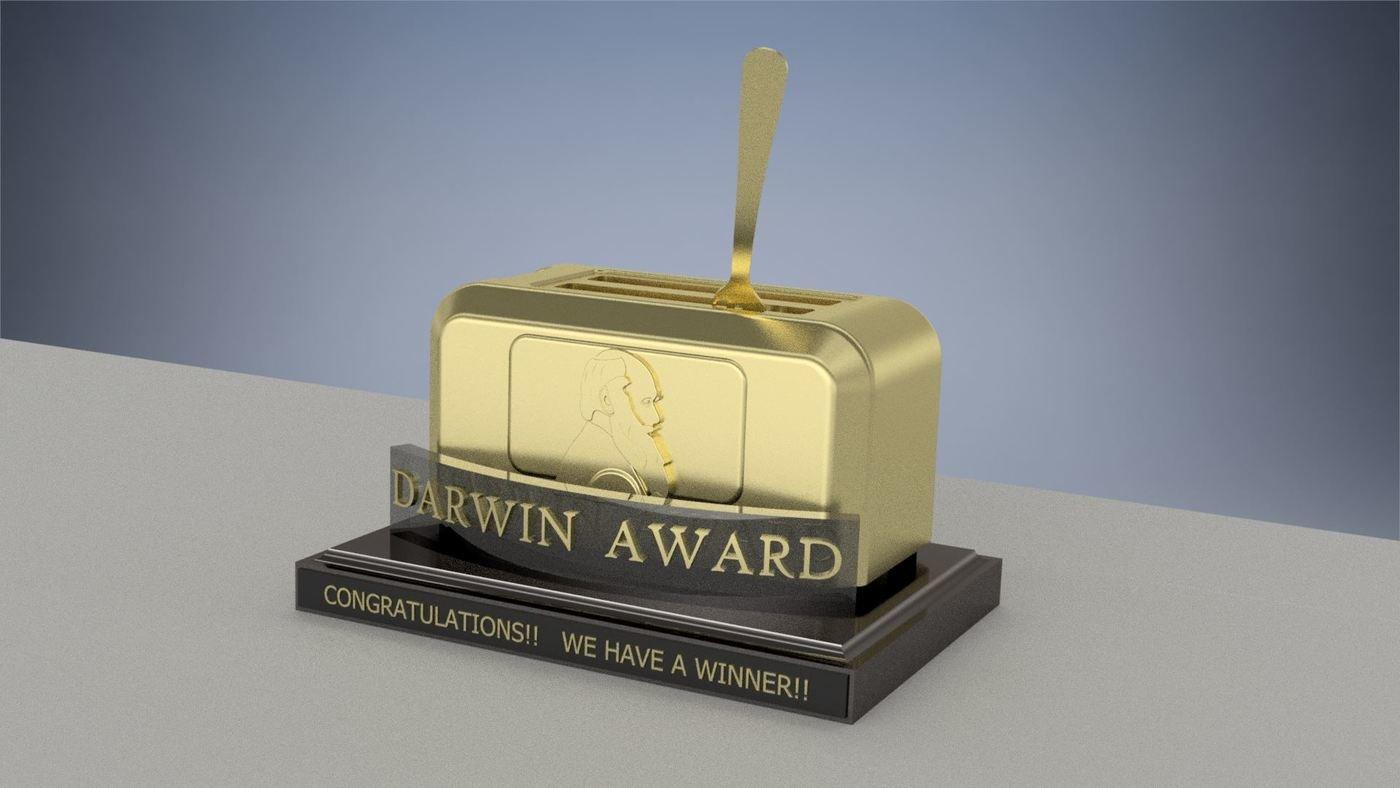 Darwin Award Gewinner