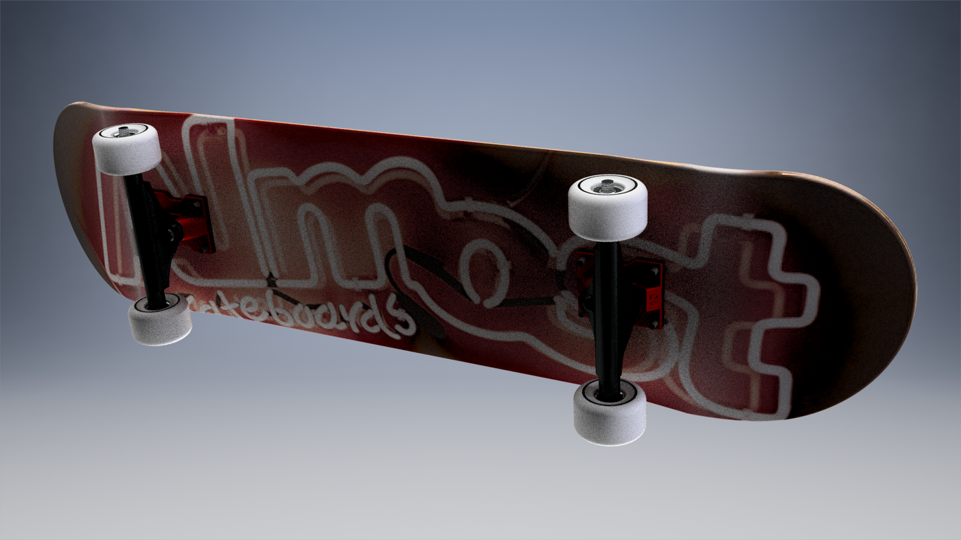 Skateboard Assembly by Adam Robinson at Coroflot com