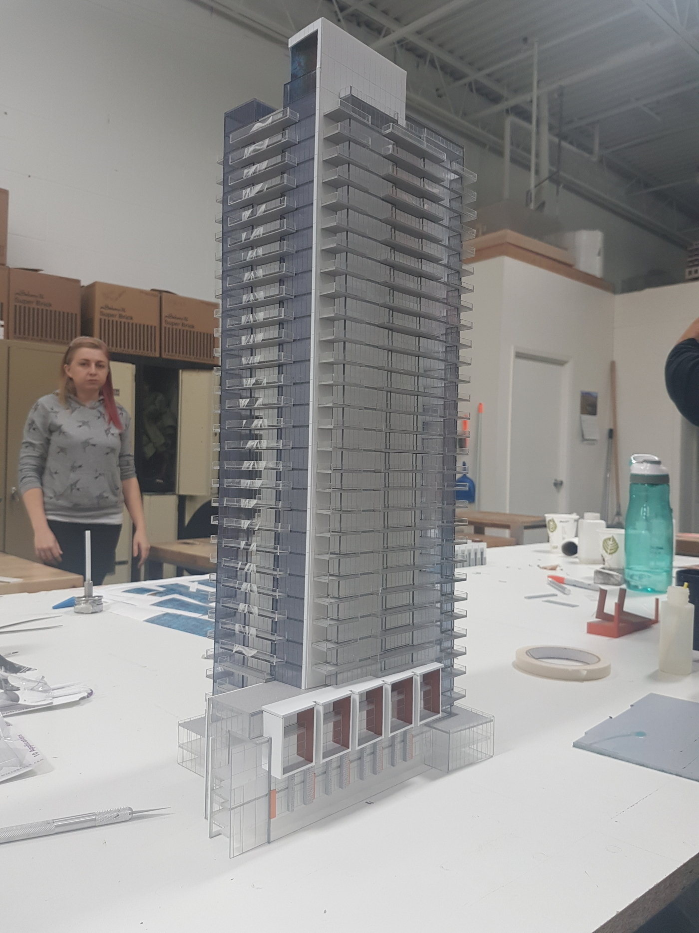 myles burke architectural models by paige reiche at coroflot com