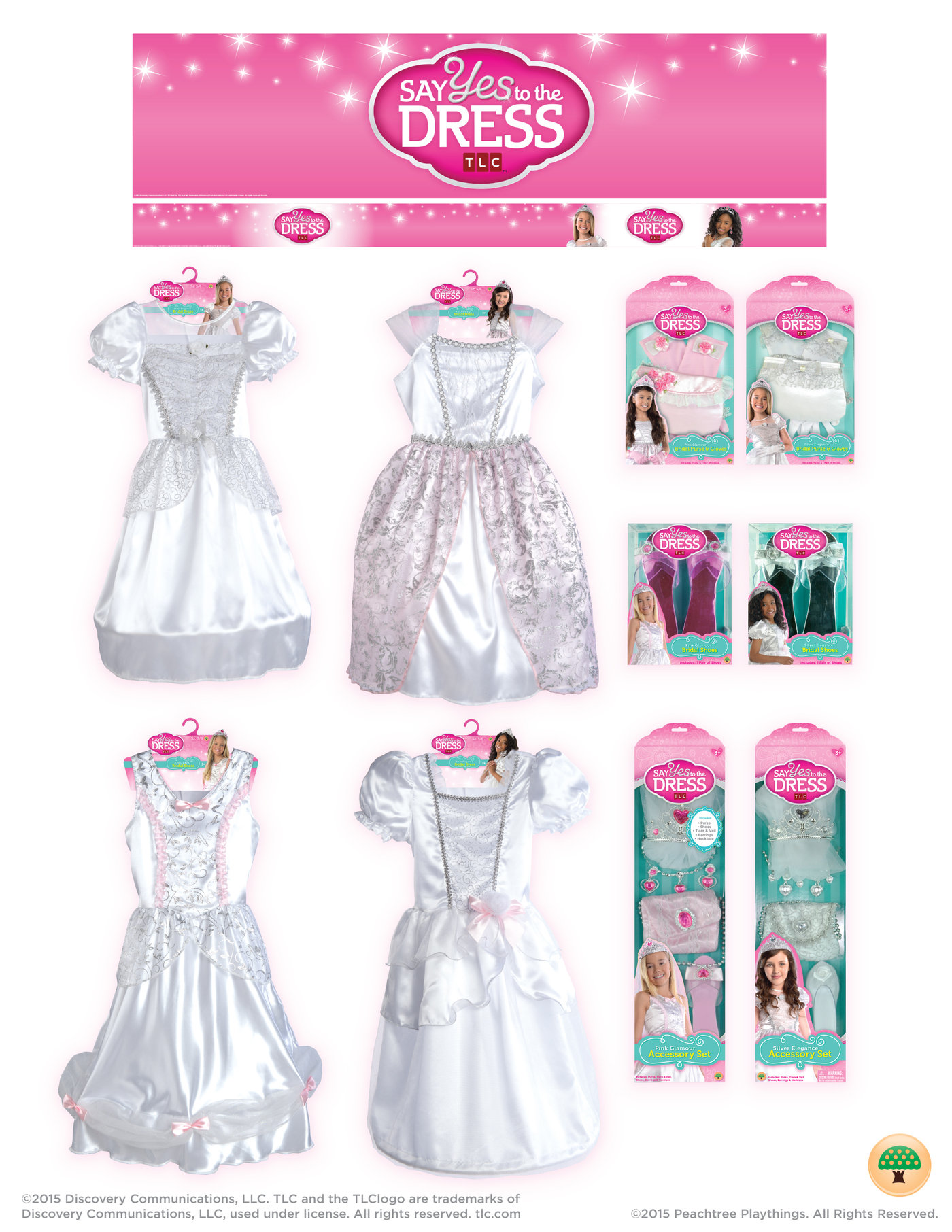 Say Yes To The Dress Toys R Us 4 Section Fall 2015 By Denise Sanders At Coroflot Com