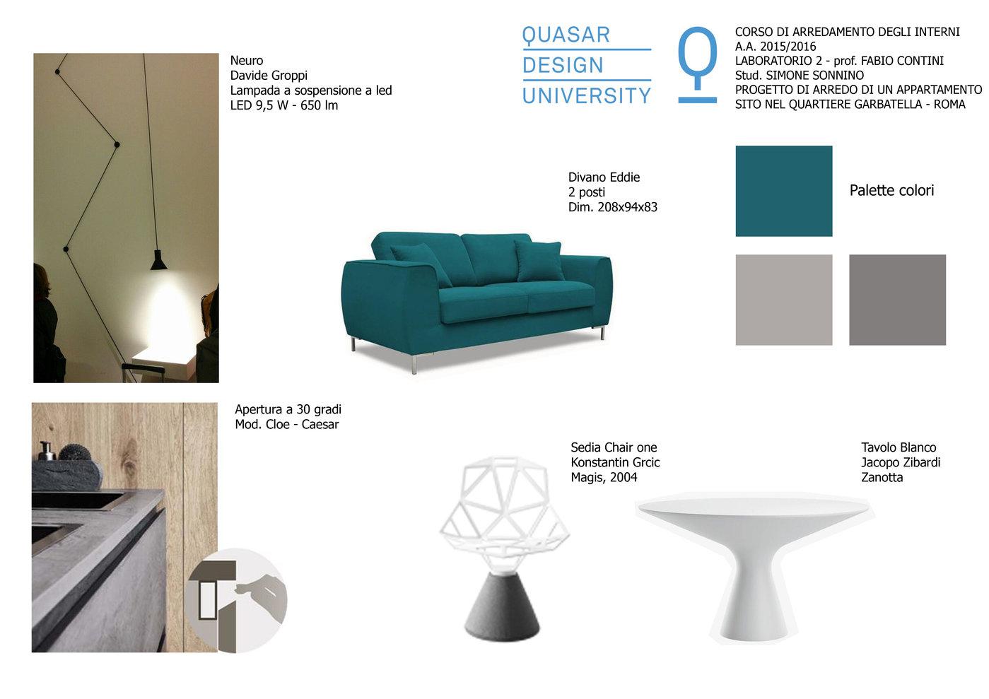 Design Degli Interni Roma apartament restoration in garbatella-rome by simone sonnino