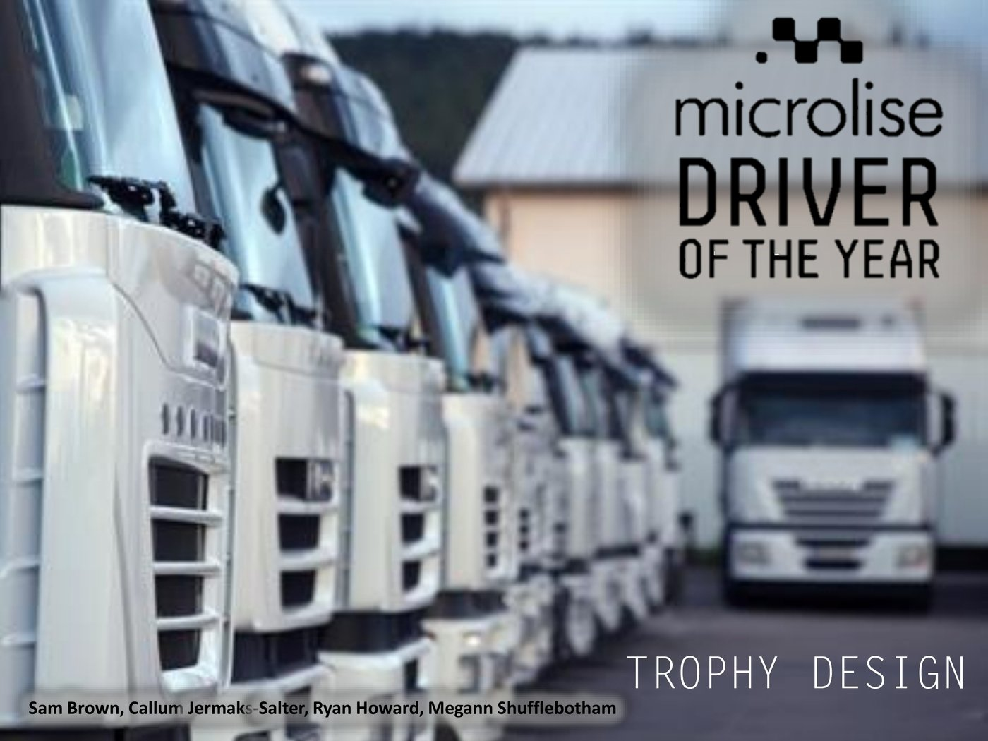 microlise driver of the year