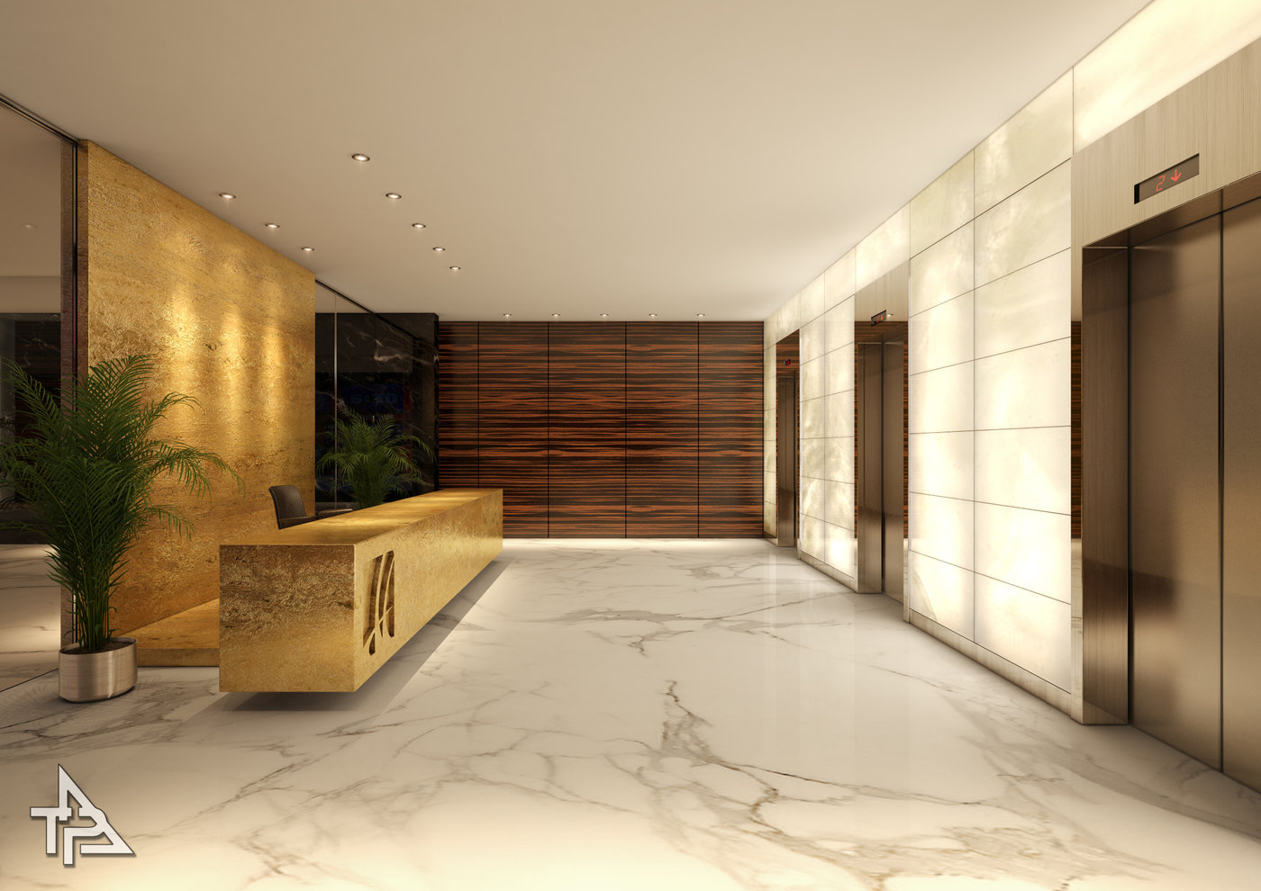 Commercial Interior Design By Malvi Thakur At Coroflot Com