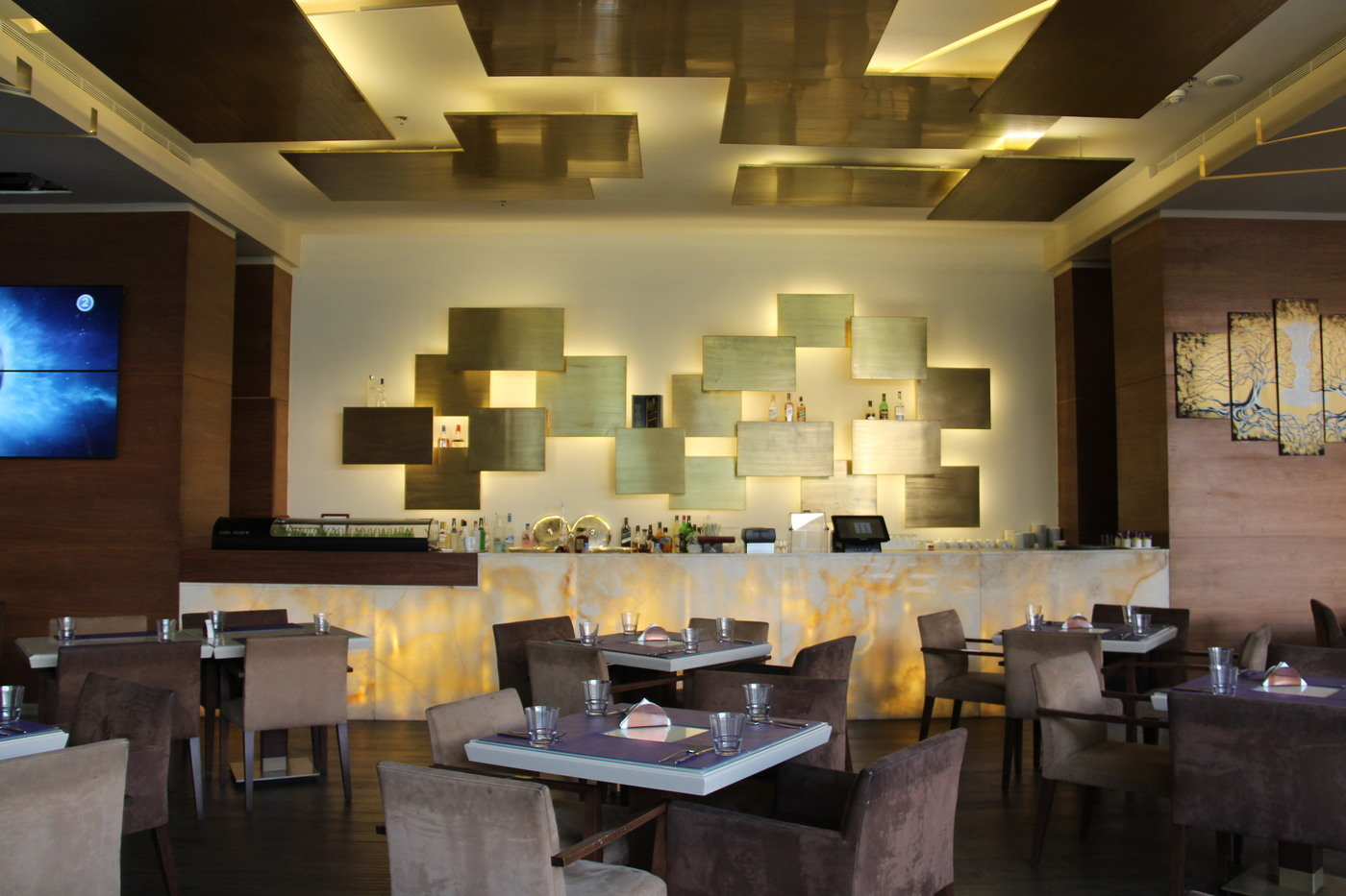 The Restaurant Lounge Top Best Architecture Interior Design Dubai By George Kakos At Coroflot Com