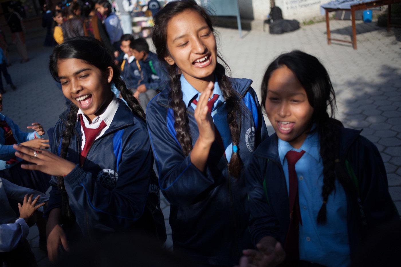 Dental-camps of Kathmandu by Samuel Duggan at Coroflot com
