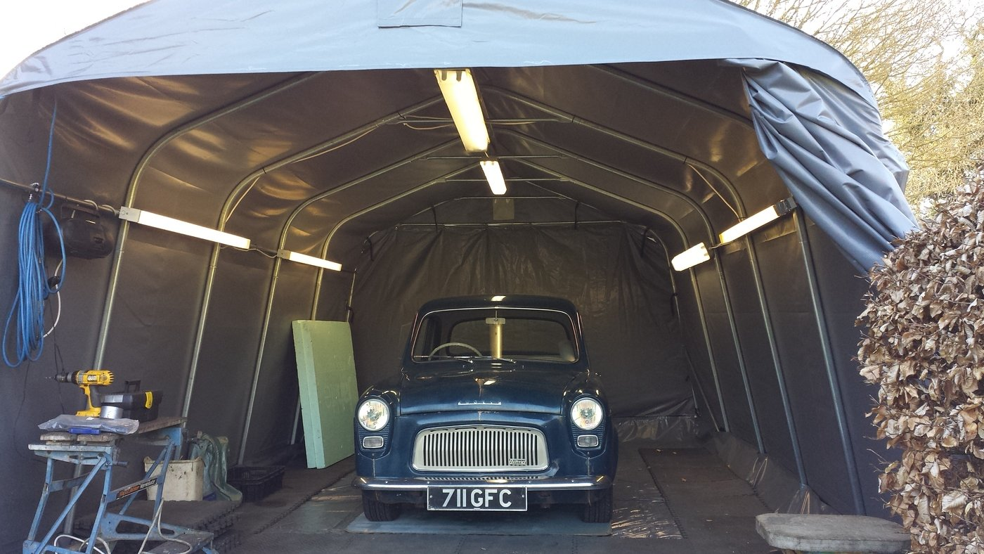 Ford 100e Project 2007 By Ross Houston At Old Car Wiring Harnesses So The Beginning Of 2015 Work Commenced On Upgrading Engine Drive Train Suspension Steering And Brakes Along With A Completely New Harness