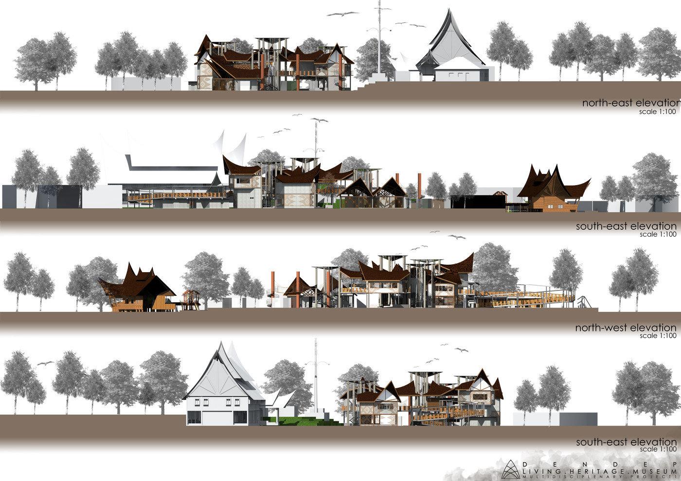 Living Heritage Museum by Nushi Mahfodz at Coroflot com