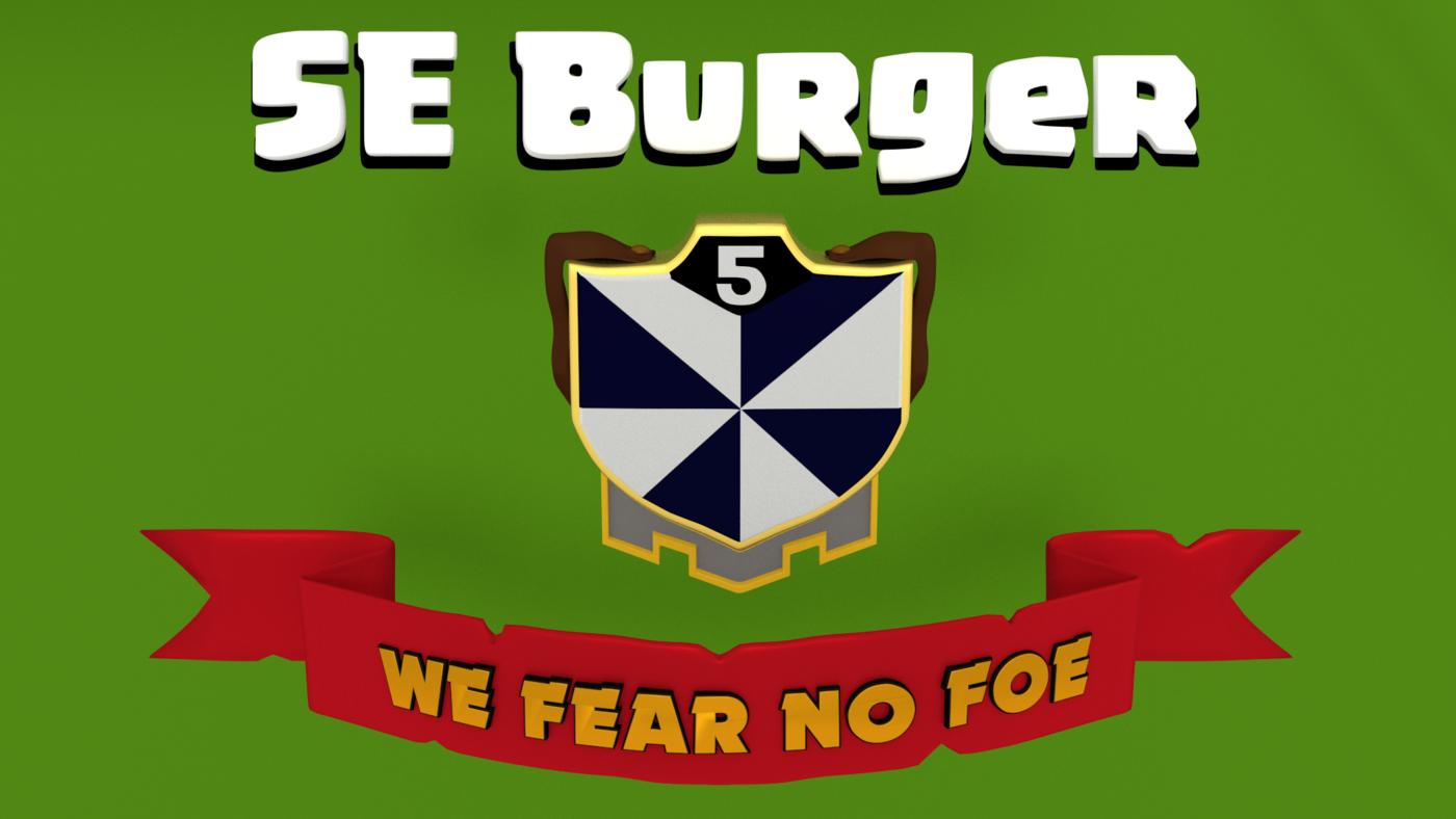 Clash Of Clans Badge October 2015 By Nick Colthorpe At Coroflot