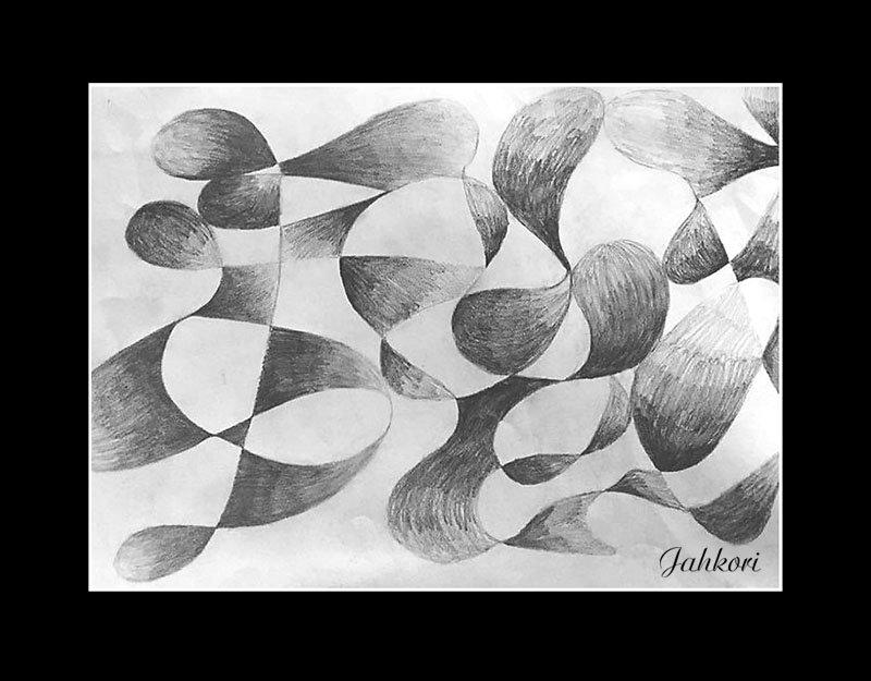 Abstract Art By Jahkori Dopwell Hall At Coroflot Com