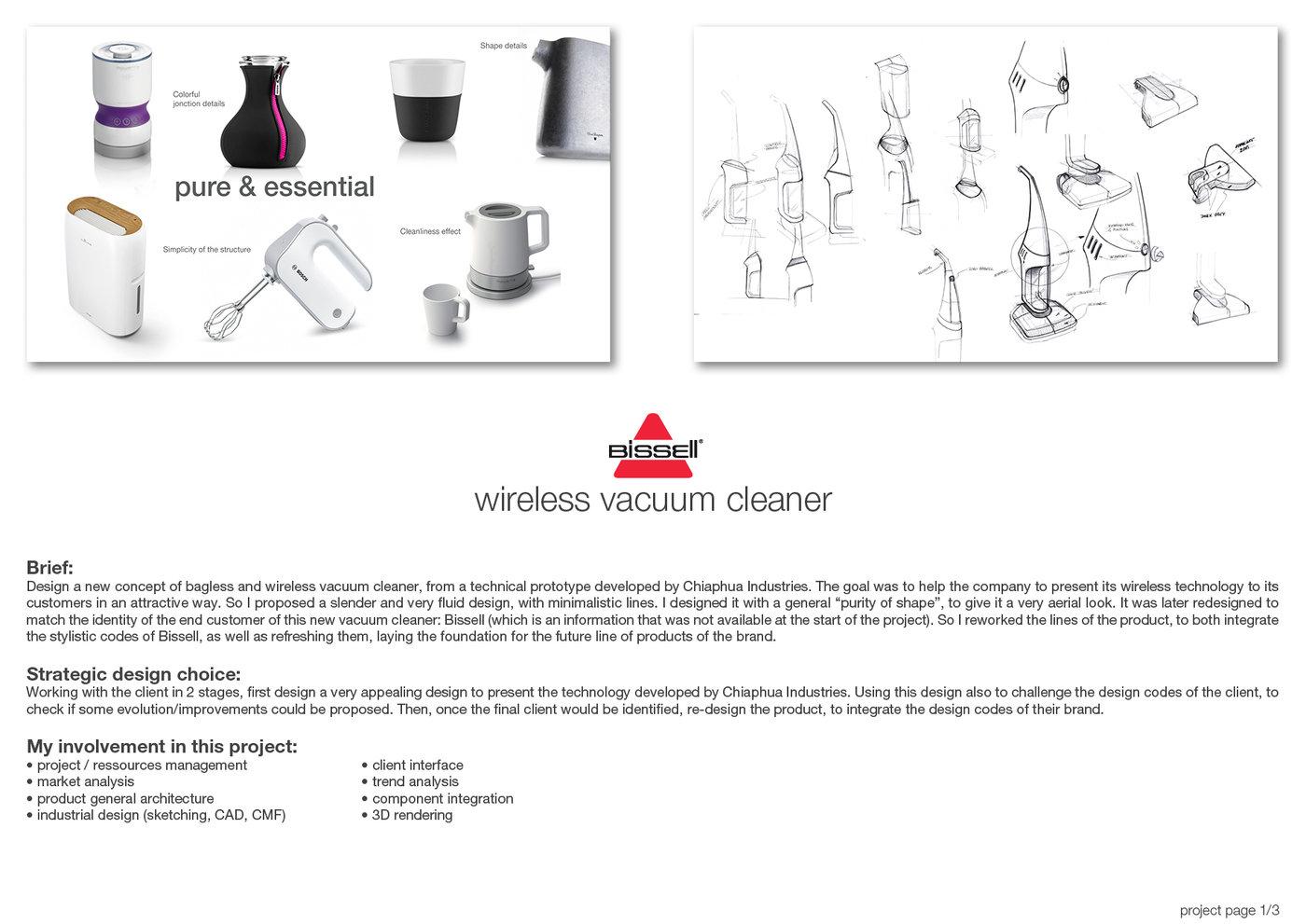Vacuum Cleaner For Bissell At Sequoia Studio By Nicolas Melan Wiring Diagram