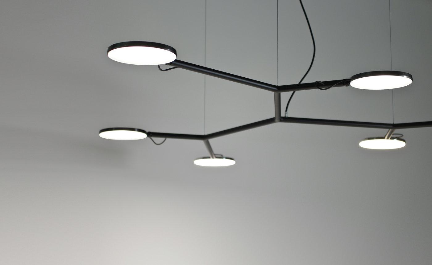 Modular Lighting System by Michael Schmidt at Coroflot.com