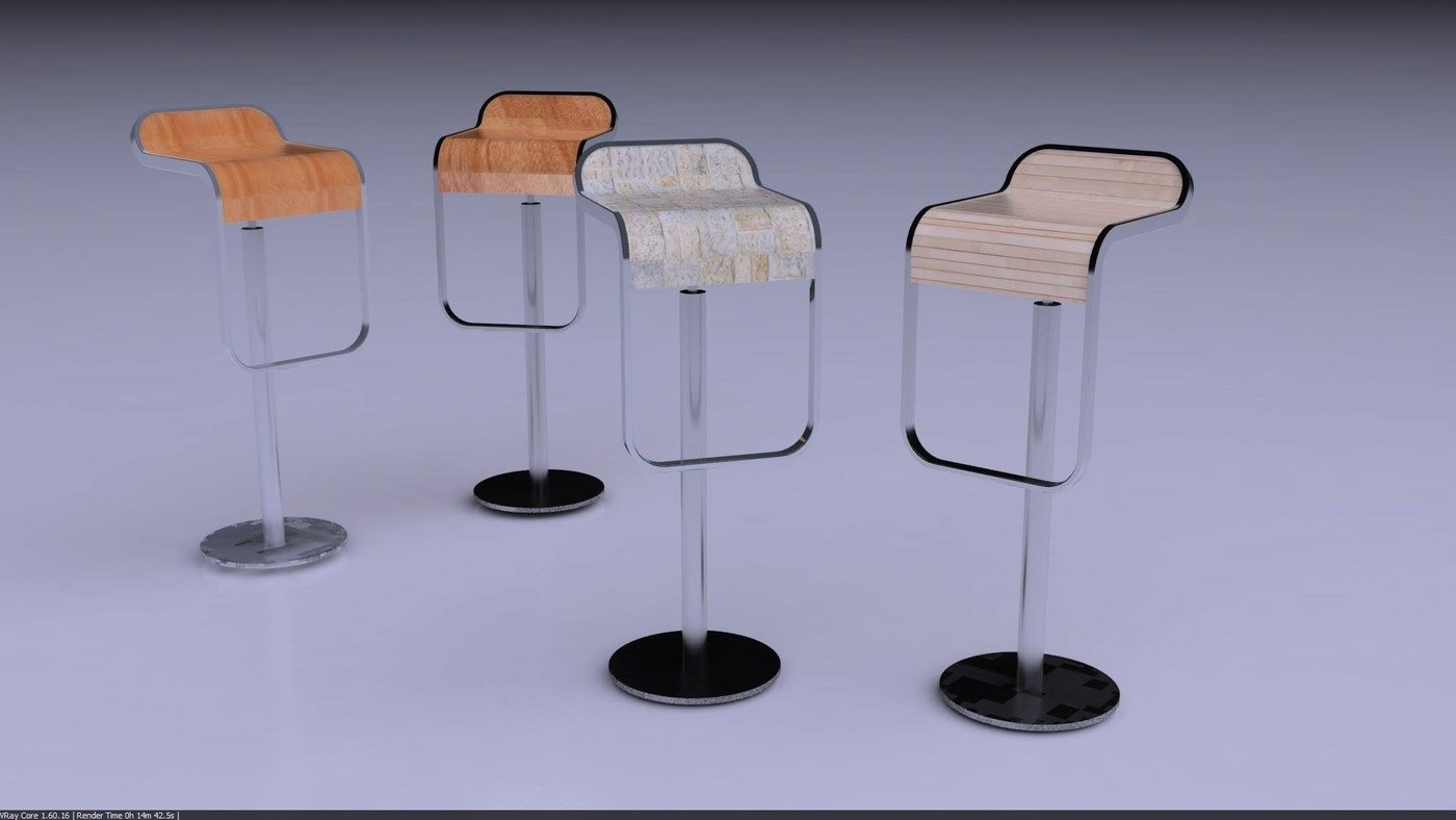 3D RHINO by KHAIRUN NISA' at Coroflot com