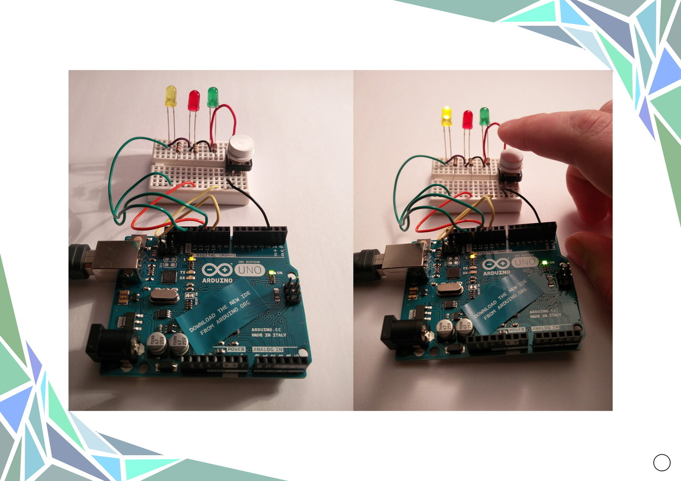 Mini Arduino Projects by Matt Groome at Coroflot com