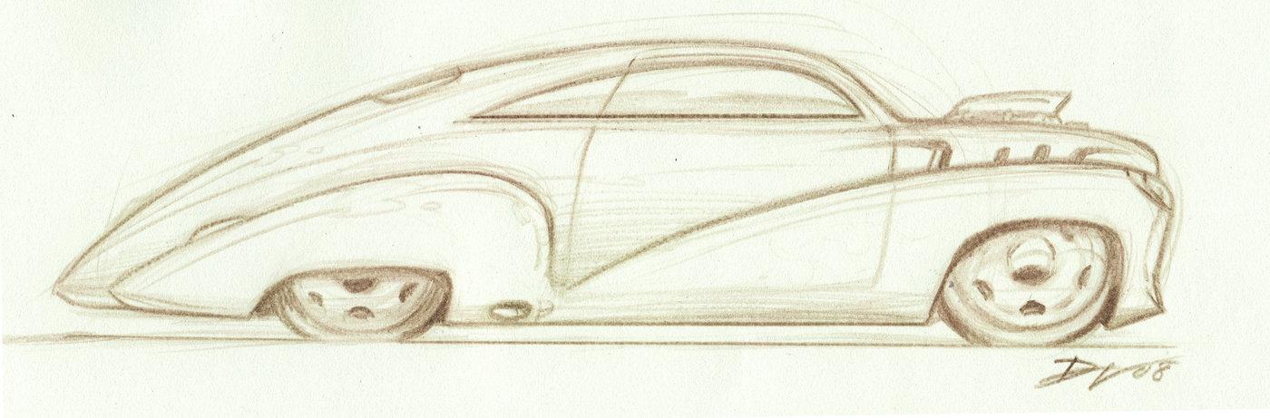 Automotive Portfolio By Don Vierstra At Coroflotcom