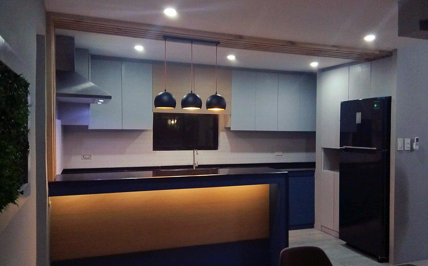 Kitchen Interior At Angeles Pampanga By Aztecs Architectural Services At Coroflot Com