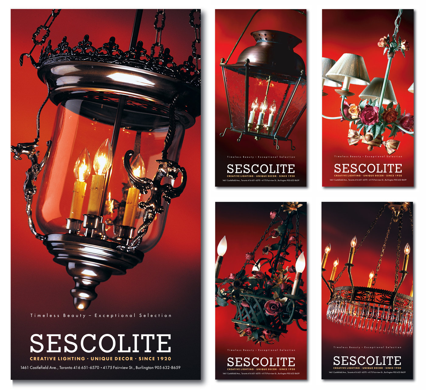 Sescolite Lighting By Gary Helps At Coroflot