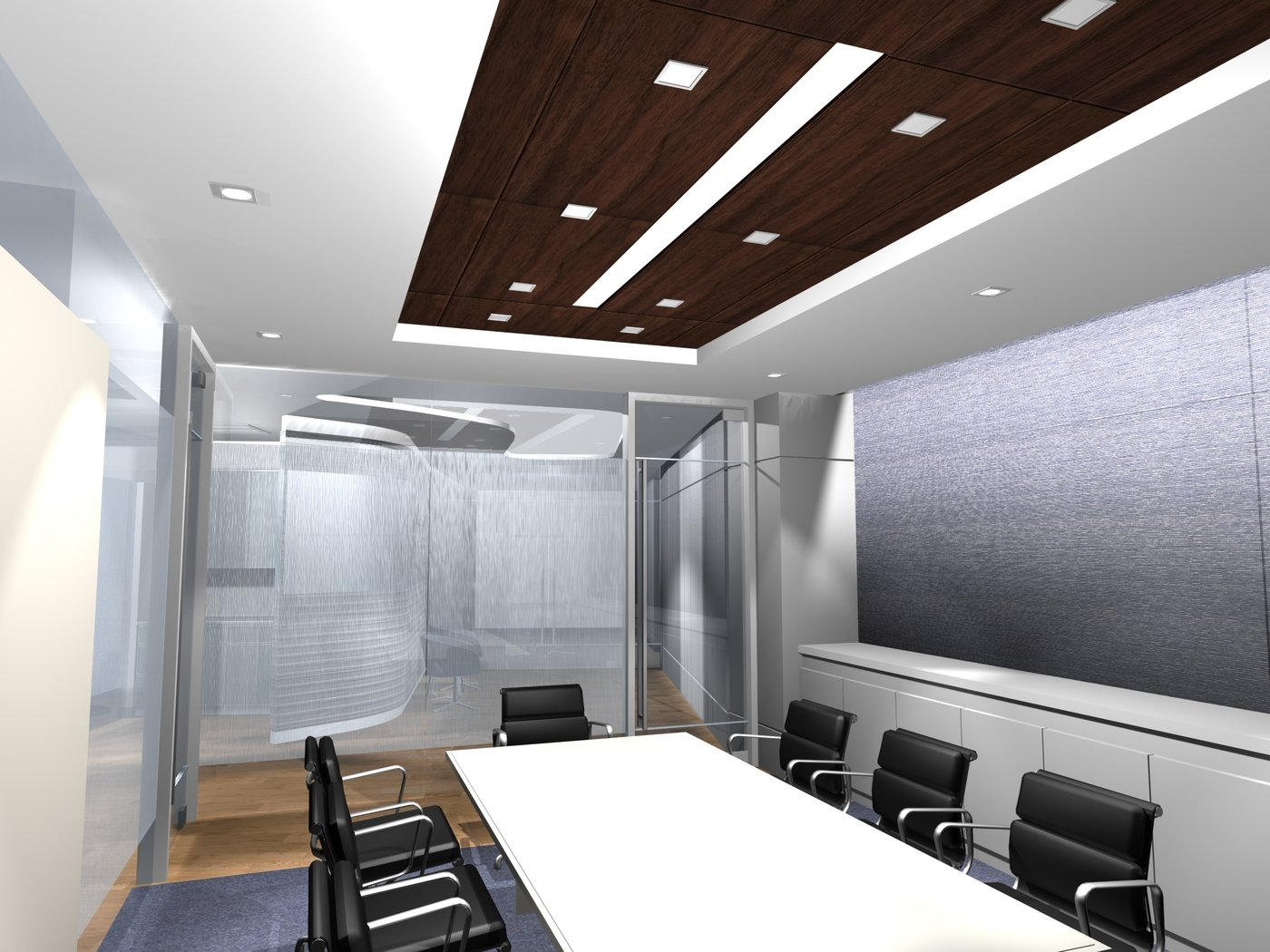 NYC Located Finance Office Design