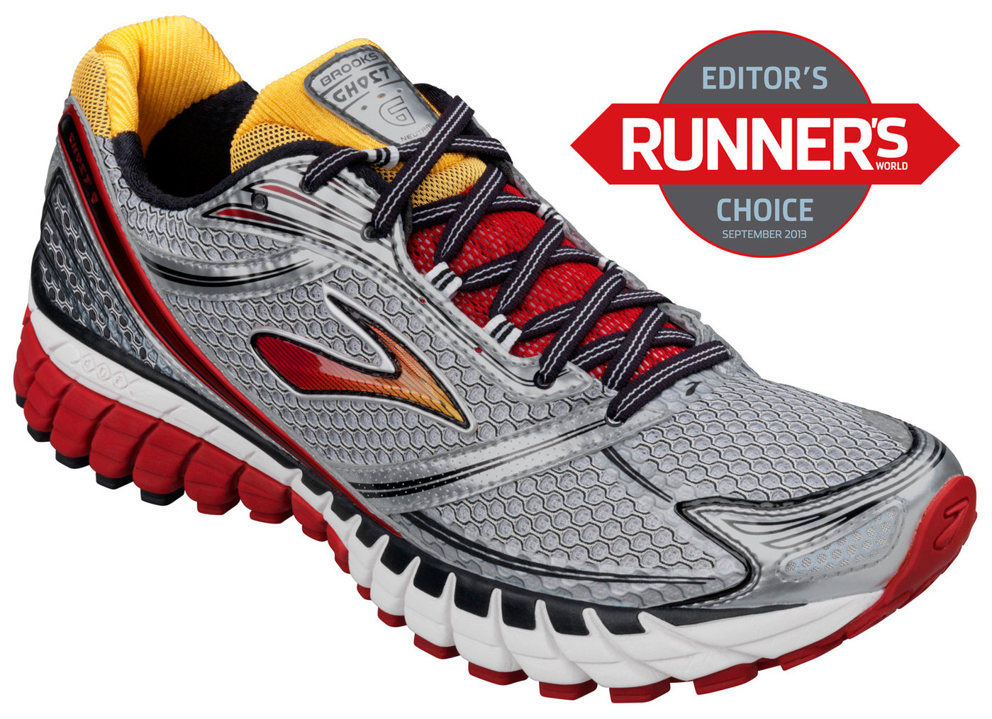 Brooks Running Shoe Co by Cameron
