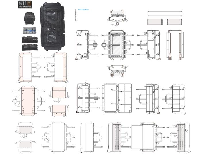 5 11 Tactical Technical Design By Kenneth Bontje At