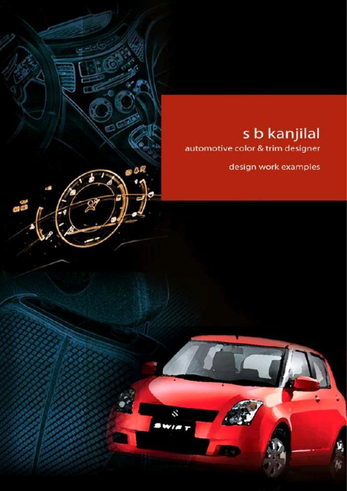 Color Trim Design Resume Portfolio By Sabuj Baran Kanjilal At Coroflot Com