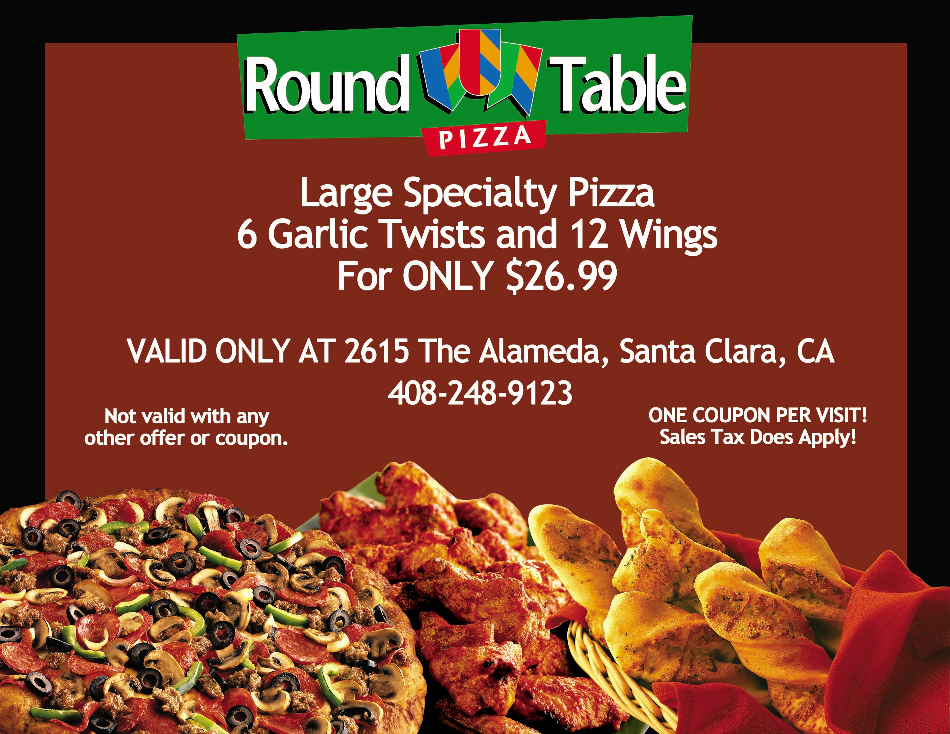 Round Table Buffet Times Lovetousco