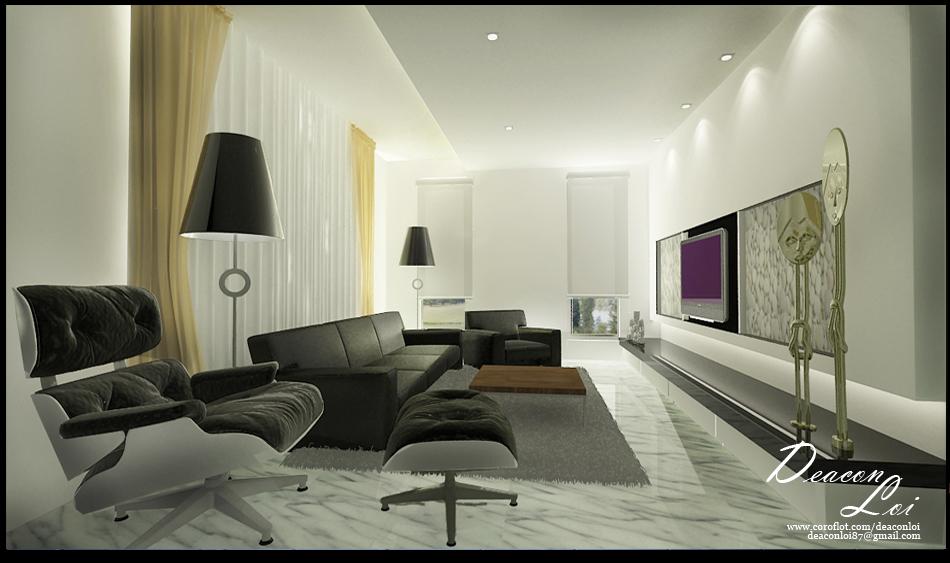 bungalow design by MT LOI at Coroflot.com