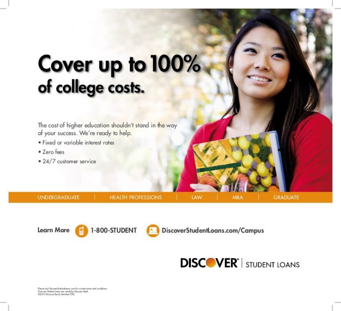 Client: Discover Financial Services by Anubhuti Desai at