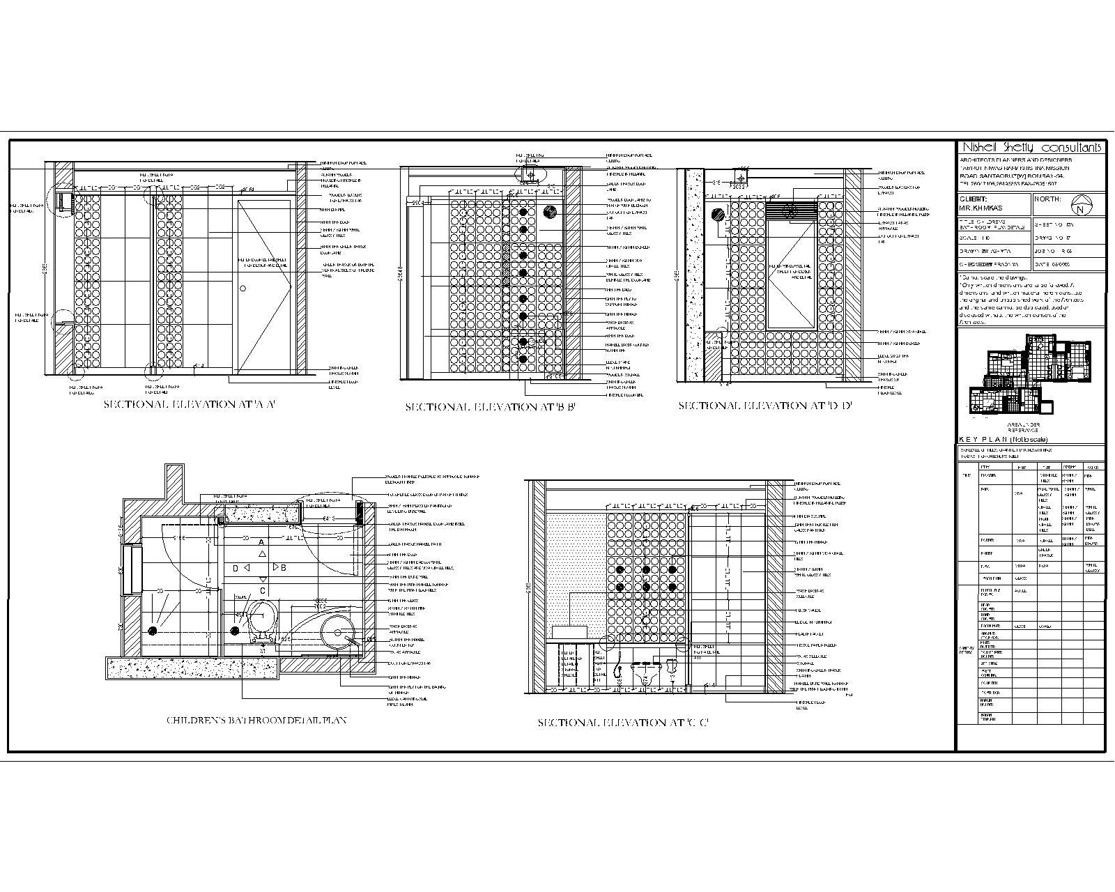 interior design detail drawings pdf